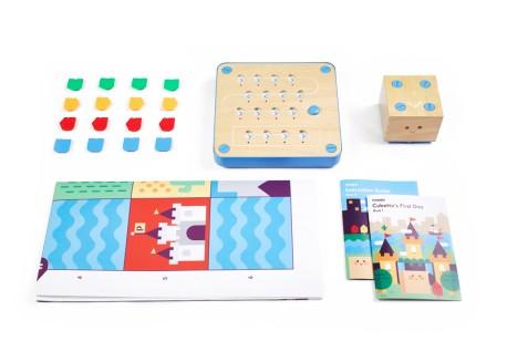 Robot Cubetto - Kit de programación para niños