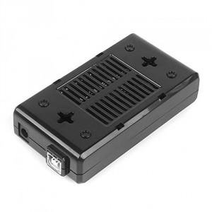 Caja Plástico para Arduino Uno R3 - ABS Negro