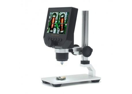 Microscopio 600X USB con pantalla 1080p