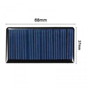 Panel solar 300mW - 5V