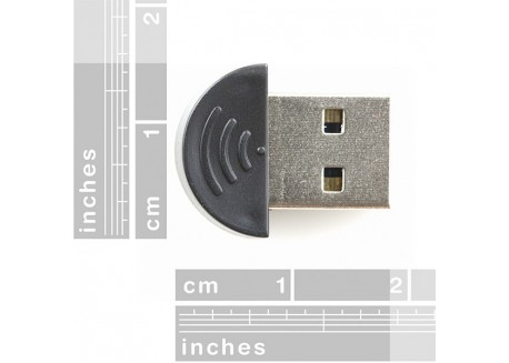 Interfaz Bluetooth USB Mini