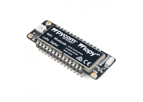 Pycom LoPy4 - WiFi, BLE, LoRa y Sigfox