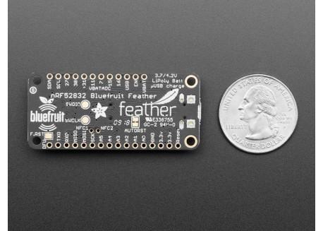 Adafruit Feather nRF52 Bluefruit LE - nRF52832
