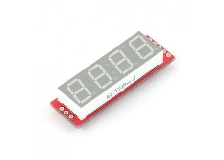 Display LED 7 segmentos Serial/SPI