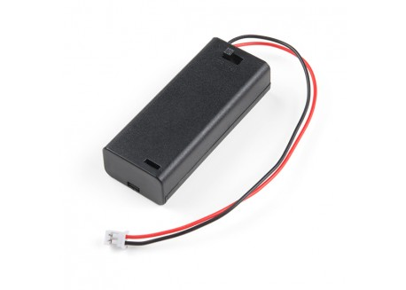 Portapilas para Micro:Bit con interruptor (2xAAA)