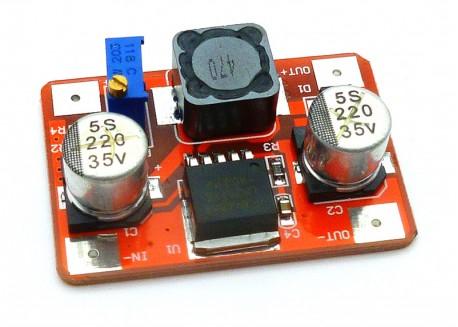 Conversor DC ajustable 4-35V (3A) LM2577