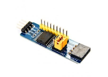 Módulo expansor I2C 8bits PCF8574