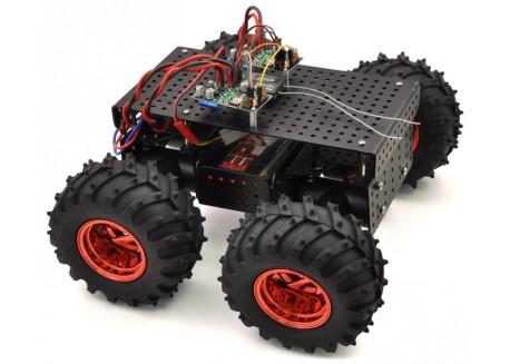 Chasis robot Dagu Wild Thumper 4x4 - 75:1