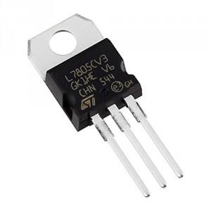 Regulador de tensión 5V - LM7805
