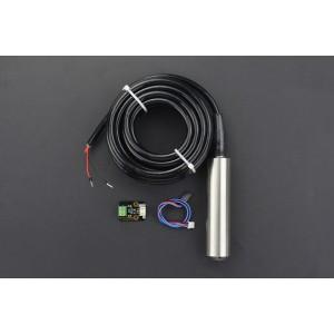 Sensor de nivel de líquido por inmersión IP68 Acero Inox