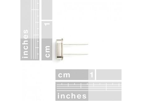 Cristal de cuarzo 16Mhz