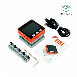 M5Stack - FIRE IoT Kit (PSRAM 2.0)