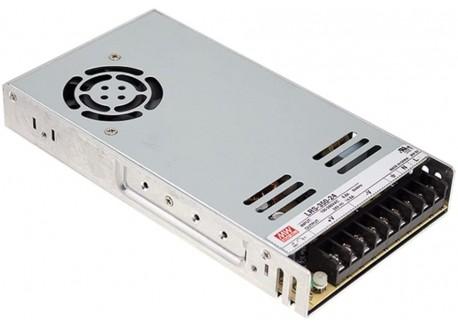 LRS-350-24 Fuente alimentación Mean Well 24V/15A (350W)