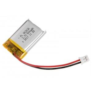 Batería Lipo 500mAh 802030 / 3.7V