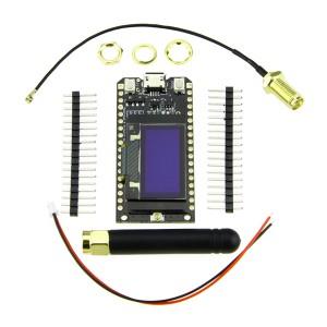 LORA32 ESP32 con OLED - 900 Mhz