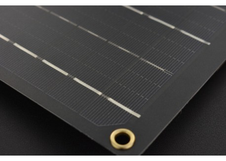 Placa solar USB con regulador 5V / 1A