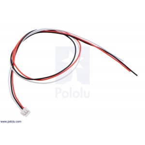 Cable JST 3 pines para Sharp GP2Y0A51
