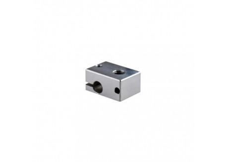 E3D V6 HeaterBlock Aluminio