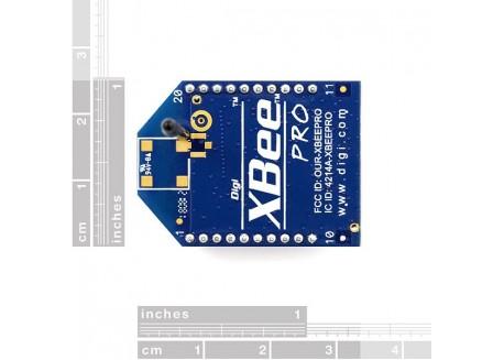XBee Pro 60mW con antena