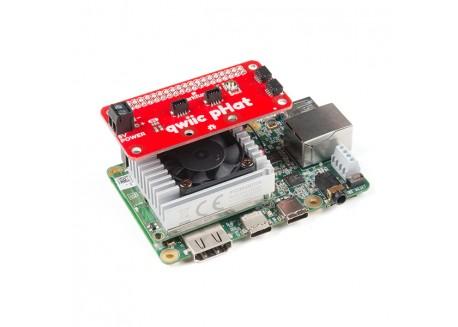 Adaptador Qwiic pHAT v2.0 para Raspberry Pi