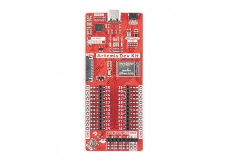 SparkFun Artemis Dev Kit con Cámara