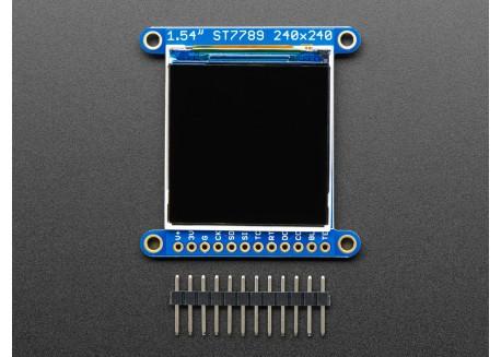 Pantalla LCD color 240x240 ST7789