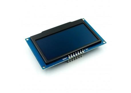 Pantalla OLED 128x64 I2C SSD1306 (2.42' - Blanco)