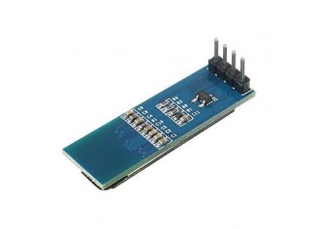 Pantalla OLED 128x32 i2C SSD1306 (0.96')