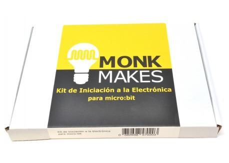 Kit de Iniciación para Micro:bit de Simon Monk