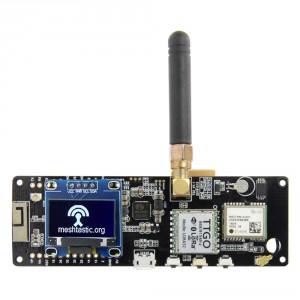 TTGO T-Beam ESP32 WiFi GPS NEO-6M LoRa 868MHz
