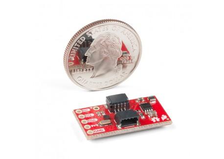 Sensor de pulso con oxímetro MAX30101/MAX32664