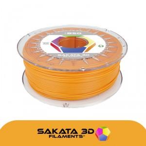 Filamento PLA 850 1Kg - Naranja - Sakata 3D