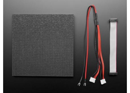 Matriz de LED RGB 3mm 64x64