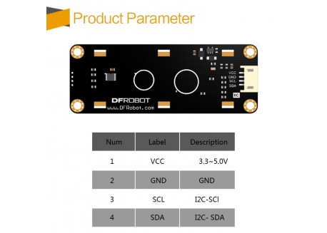 Pantalla LCD RGB 16x2 (i2C)