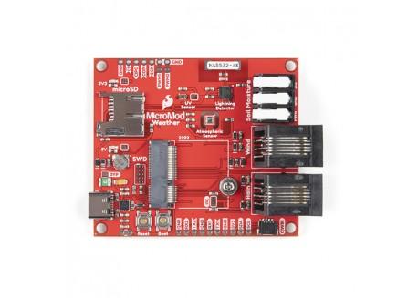 SparkFun MicroMod Weather Shield (Estación meteorológica)