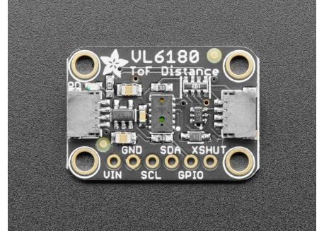 Sensor de distancia láser VL6180X