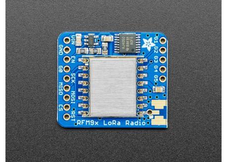 Adafruit RFM96W LoRa Radio (433 Mhz)
