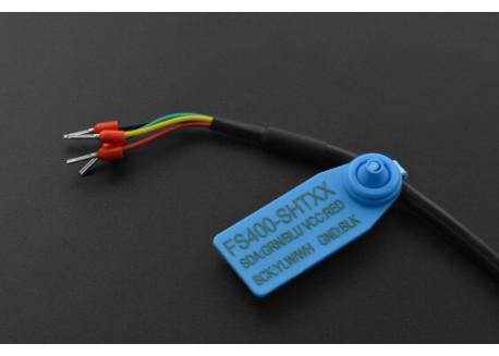 Sensor temperatura y humedad para exterior (SHT31)