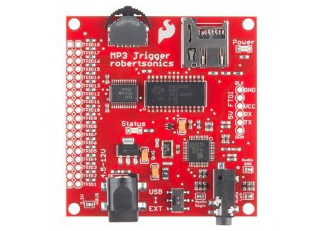 Sparkfun MP3 Trigger