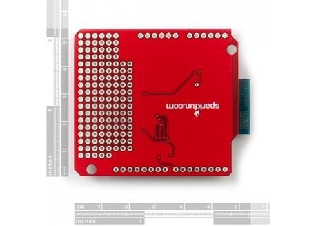 Arduino Wifly Shield