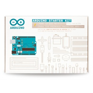 Arduino Starter Kit en Español - K030007