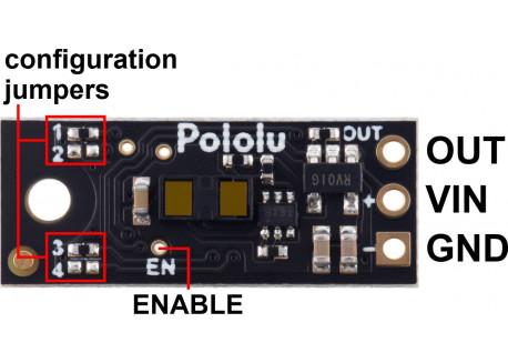 Sensor de distancia por pulsos (130cm)