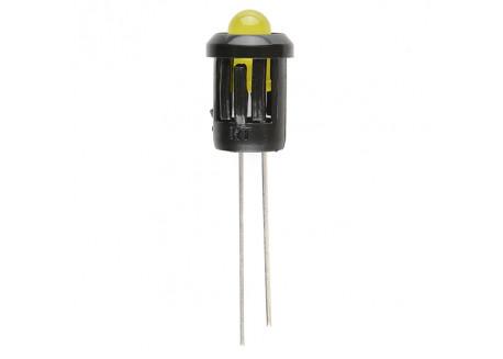 Embellecedor LED Negro 5mm
