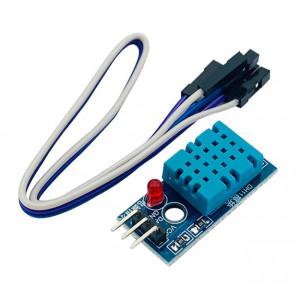 Módulo sensor DHT11 humedad y temperatura