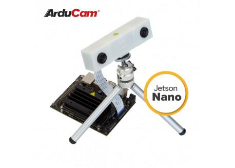 Cámara estéreo sincronizada para Raspberry / Jetson Nano (2xOV2311)