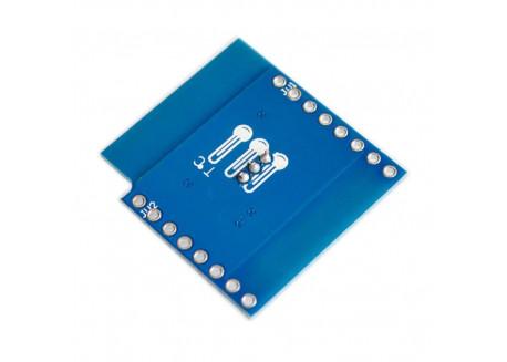 Shield temperatura DS18B20 para Wemos D1 mini