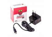 Fuente Alimentación Raspberry Pi 4, USB-C, 5.1V 3A