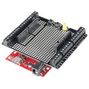 ScrewShield para Arduino