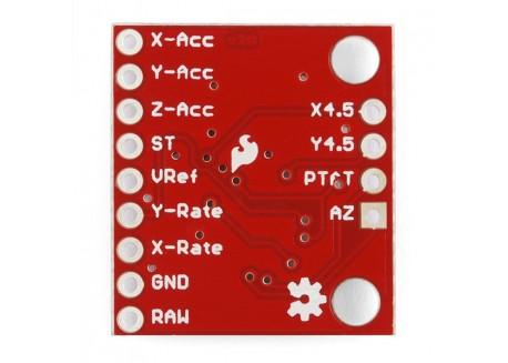 IMU 5 DOF - IDG500/ADXL335