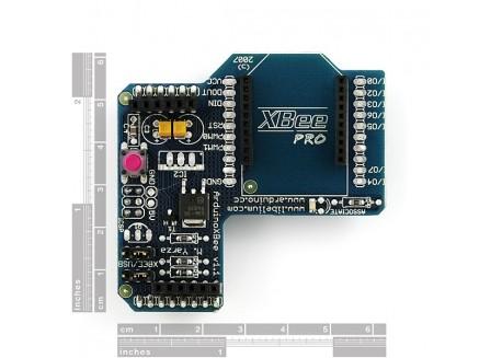 Arduino XBee Shield (Sin XBee)